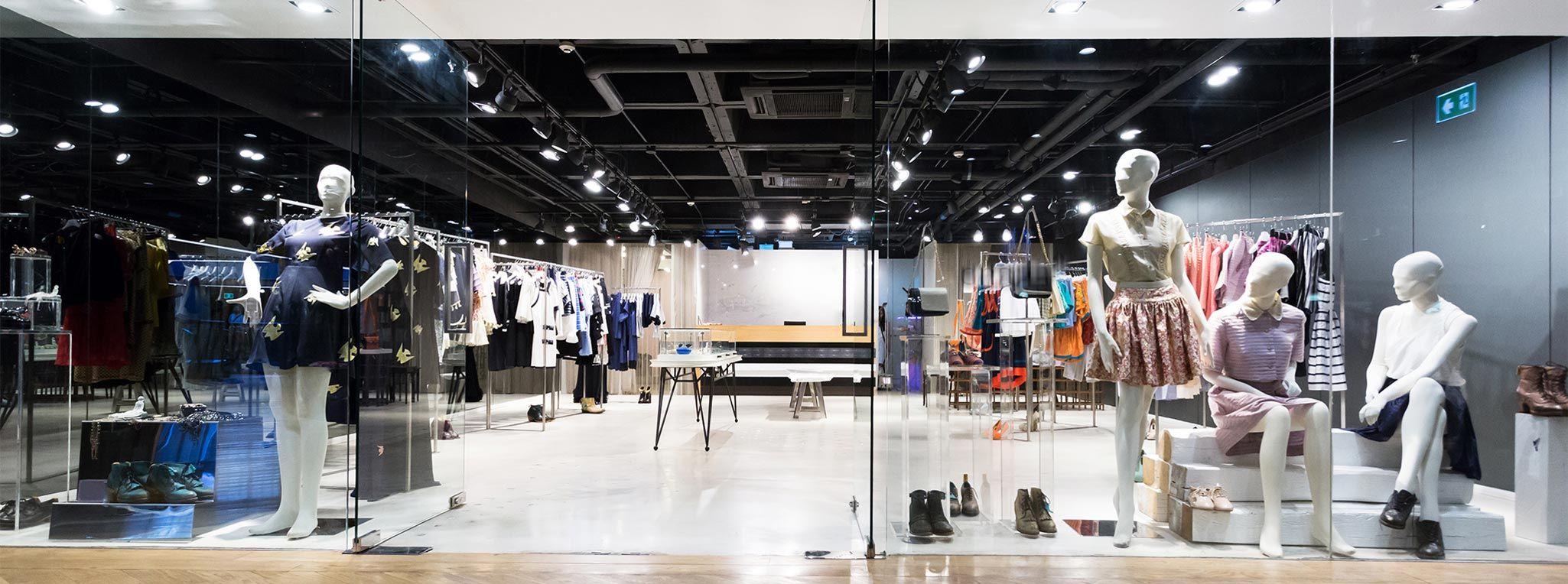 Hybrid Shop | Retail