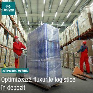 Optimizarea fluxurilor logistice