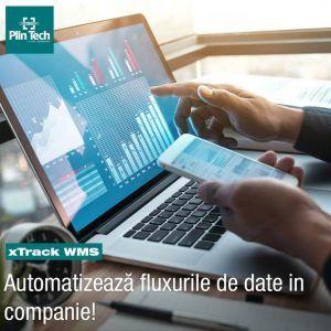 Automatizarea fluxurilor de date logistice